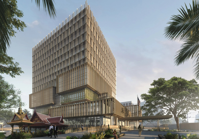 Thailand-embassy